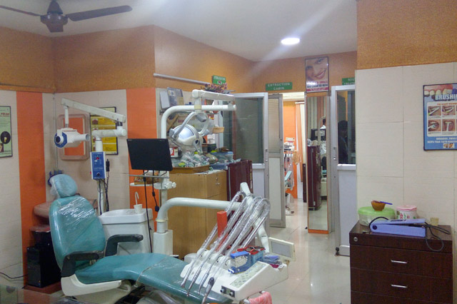 Child Dental care in kumbakonam