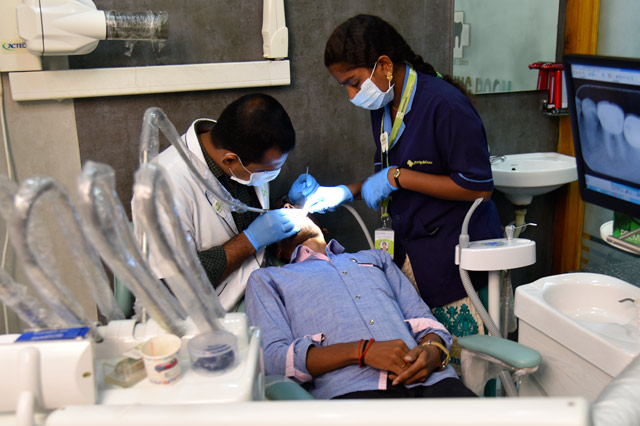 Dental Clinics in Kumbakonam